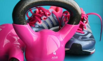 sprzęt z siłowni