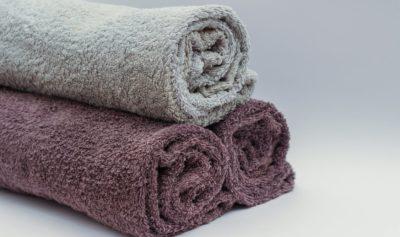 piękne ręczniki hotelowe